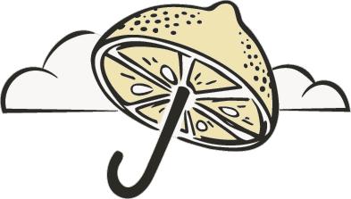 lemon-umbrella